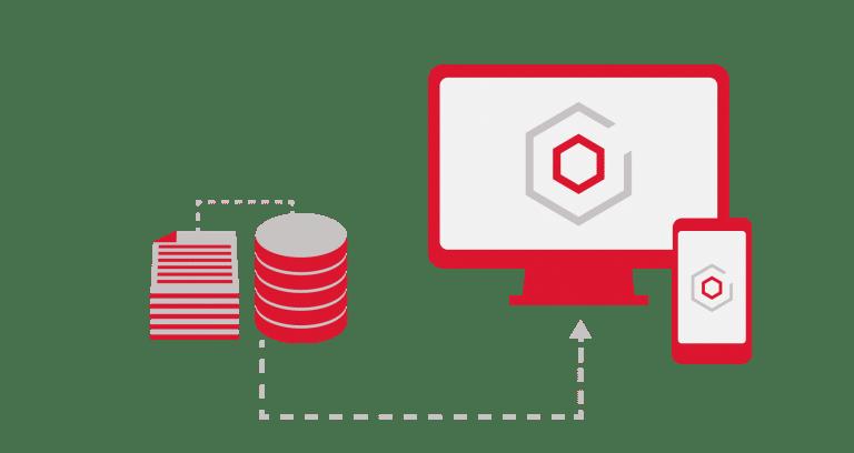 Darstellung Datenmigration