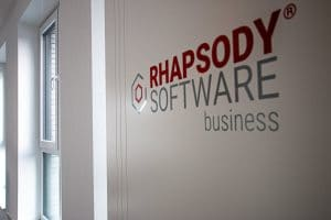 RHAPSODY Business Räume